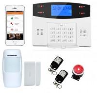 Беспроводная сигнализация WiFi GSM 30A W (PG-500, 015 W)