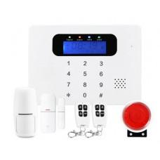 Беспроводная сигнализация GSM 30C (30С) GSM 023 + настройка