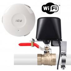 Сигнализация Антипотоп: умный Wi-Fi электропривод
