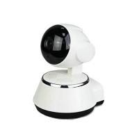 Поворотная WiFi видеокамера с двухсторонним звуком Smart v380s